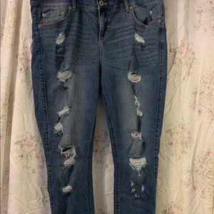 Torrid Bombshell Skinny Jeans Size 16